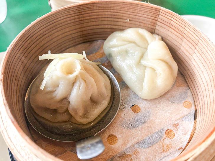 毎日中華 小籠包、水餃子