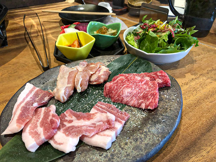 雲門(くもん) お肉