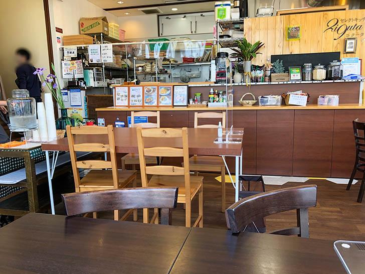 みつばちカフェ 2階店内2