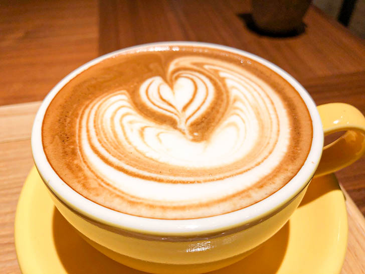 NOMIAM CAFE カフェラテ