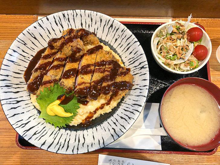 お家ダイニング 酒楽 リゾット風カツ丼