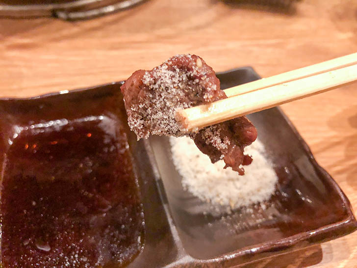 とりとん 御経塚店 サガリに塩