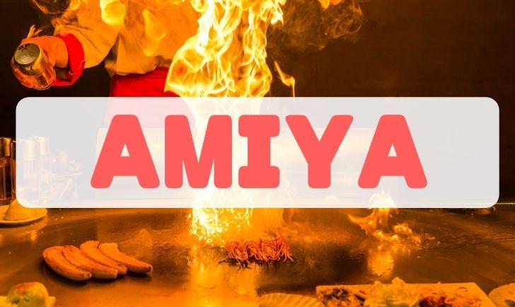 鉄板焼き AMIYA アイキャッチ画像