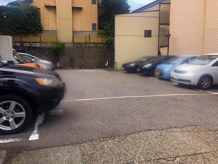 きみ屋 駐車場4