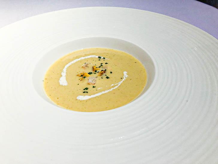 ディスティーノブルックリンニューヨーク 冷せいスープ