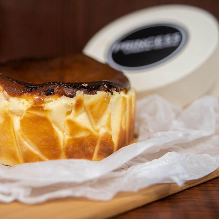 プリンセスチーズファクトリー チーズケーキ2