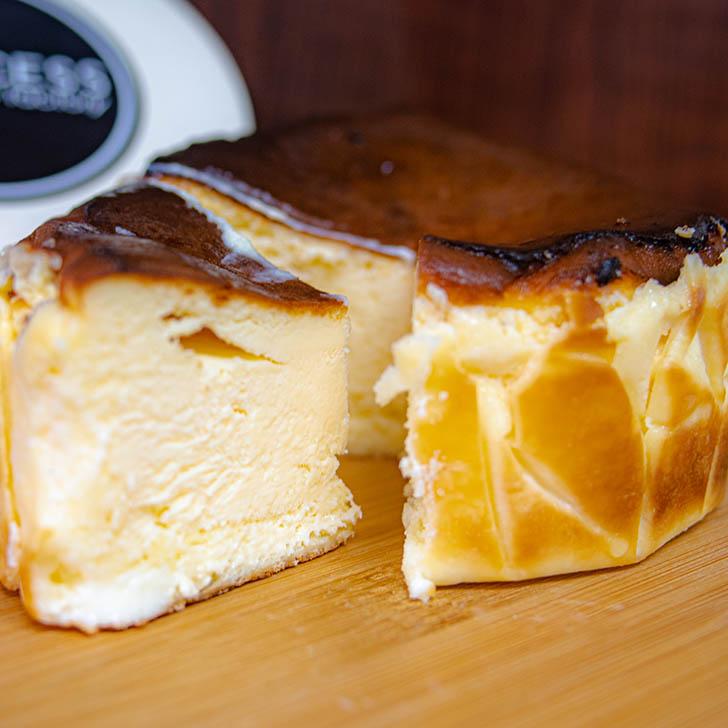プリンセスチーズファクトリー チーズケーキ