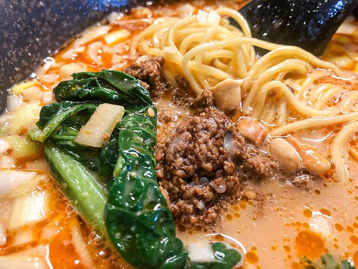 China dining 宮燕 ‐クーイン‐ 担々麺 具材