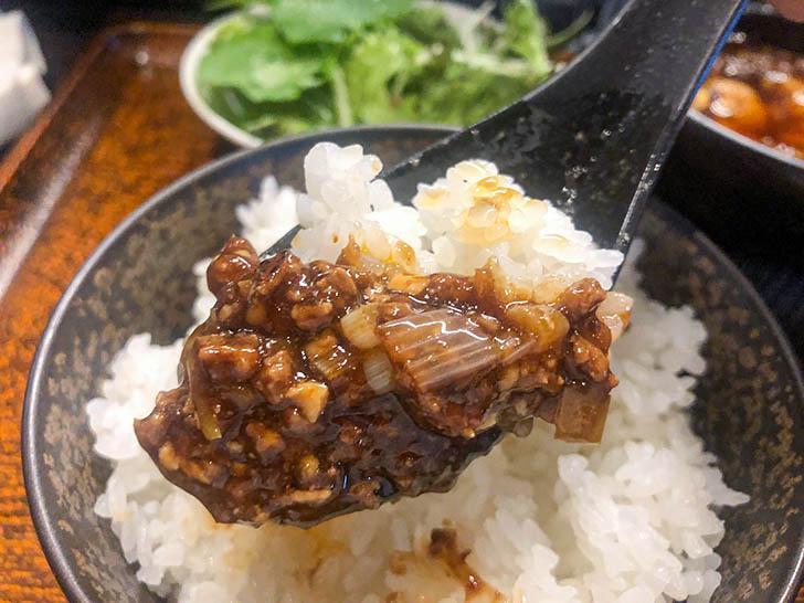 China dining 宮燕 ‐クーイン‐ ライスと相性抜群
