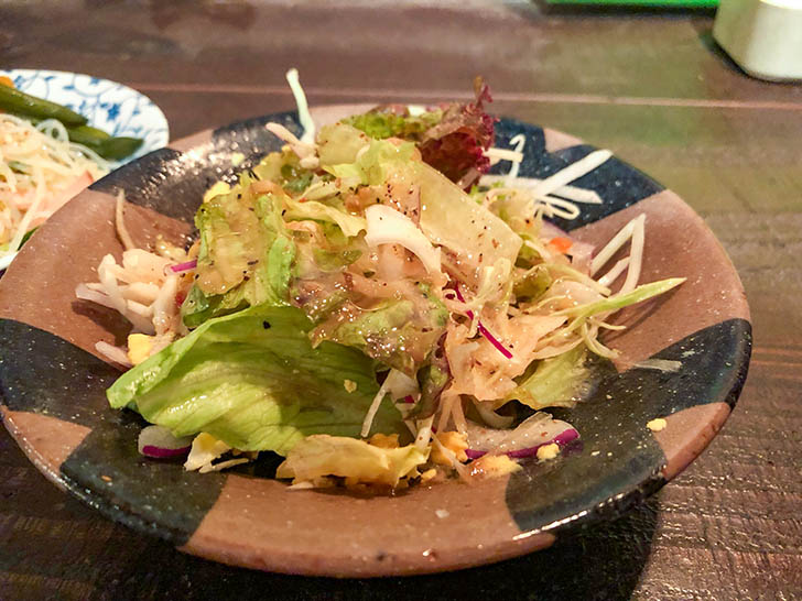 広坂シュプレーモ サラダ