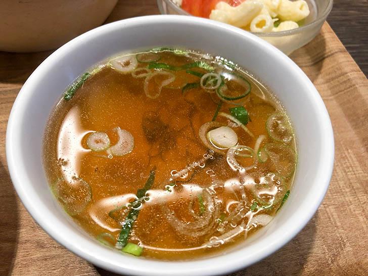 龍苑 スープ